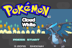Pokemon Cloud White Screenshot 01