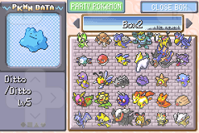 Pokemon Cloud White Screenshot 04