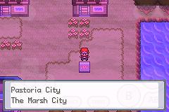 Pokemon Cloud White 2 Screenshots