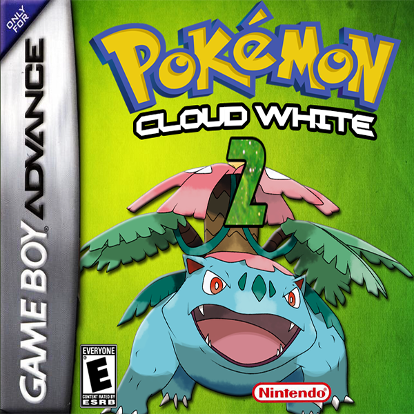 Pokemon Cloud White 2 Box Art