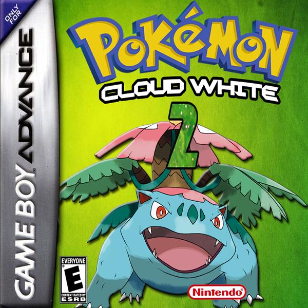 Pokemon Cloud White 2 Box Art