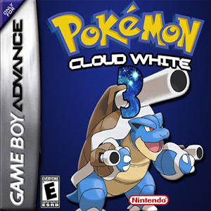 Pokemon Cloud White 3 Box Art
